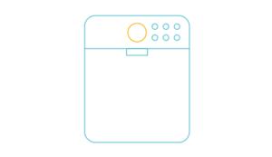 Wasser sparen Küche